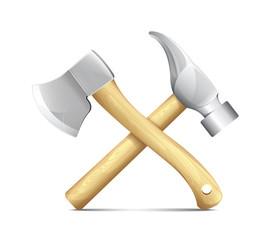 Hammer And Ax