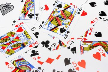 Tapis de cartes à jouer