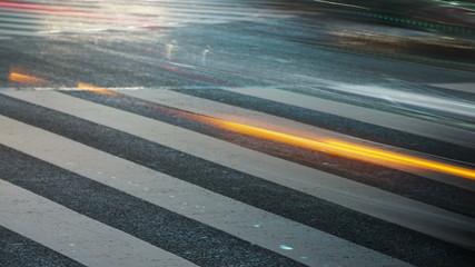 交差点イメージ インターバル撮影
