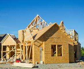 House- Wood Frame Construction