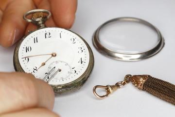 Uhrenreparatur