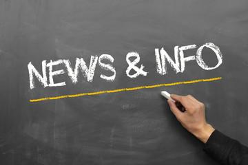 News u. Info