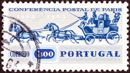 Mail Coach (Portugal 1963)