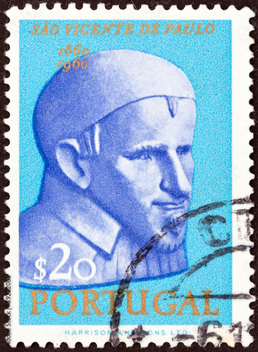 St. Vincent de Paul (Portugal 1963)