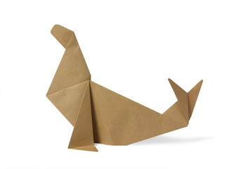 seal origami