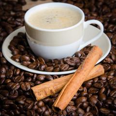 kaffee und zimt