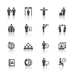 User & Network Icons