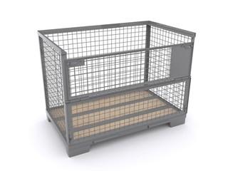 Gitterboxpalette
