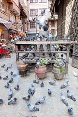 f Kathmandu City Centre and Durbar square Nepal