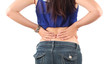 Girl backache