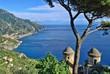 canvas print picture - Amalfi Kueste - Amalfi coast 01
