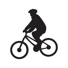 Fahrradfahrer Vektor