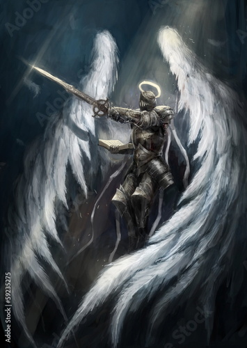 Angel knight