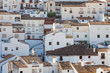 White houses in the Arab quarter, Granada, Spain