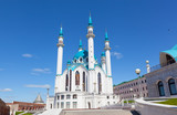 Qol Sharif mosque in Kazan, Russia