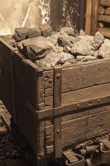 Cart full of Coal