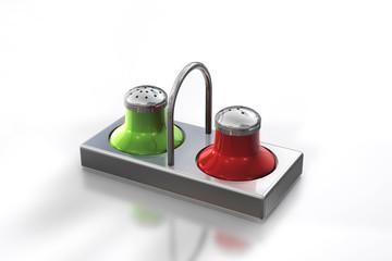 Salz und Pfeffer - Gestell