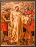 Gent - Jesus Stripped of His Garments - st. Peters chruch