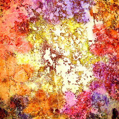 Vintage background (impressionism)