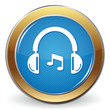 EARPHONE MUSIC ICON