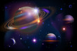 Planets and space. - 59250634