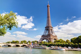 The Eiffel tower - Fine Art prints