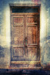 grunge doors