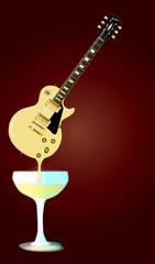 Guitar Wine