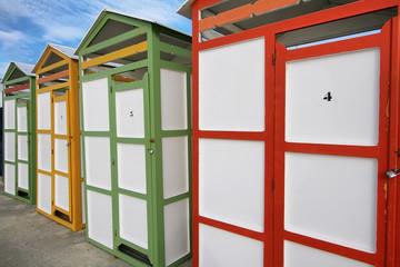 Colorful Banys de Sagaro