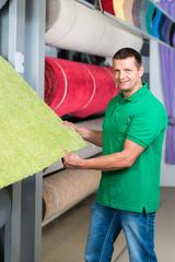 entscheidung für den grünen teppich