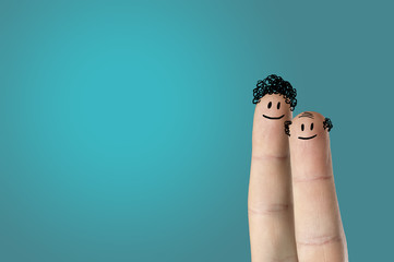 fingers funny friends