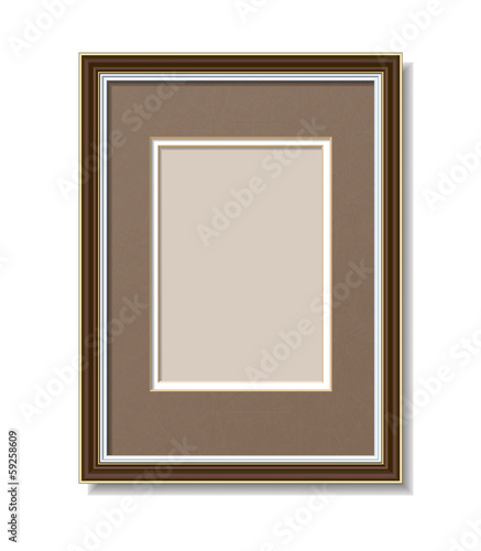frame with mount