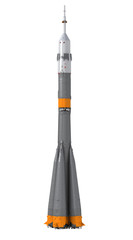 """Carrier rocket """"Soyuz-FG"""""""