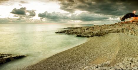 Adriatic winter