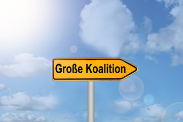 Große Koalition