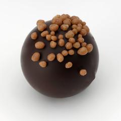 assorted chocolate truffle