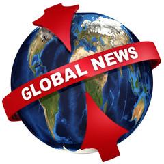 Global news (мировые новости)