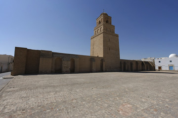 Ancient Mosque in Kairouan