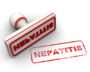 HEPATITIS (гепатит). Печать и оттиск