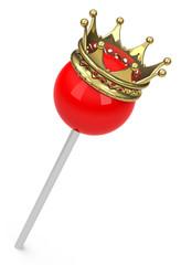 Die Stecknadel-Krone