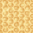 Geometric Seamless Pattern with Spiral