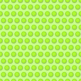 Geometric Seamless Pattern with Round Elements.