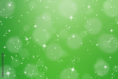 abstract background with glittering star