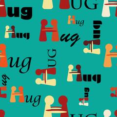 Hug Pattern