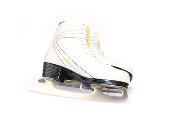 skates for figured to go for a drive on ice