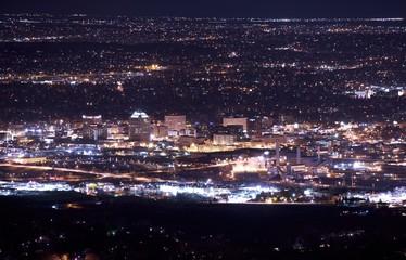 Downtown Colorado Springs