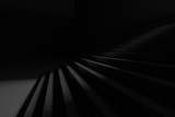 Steps in the darkness