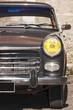French Vintage Car