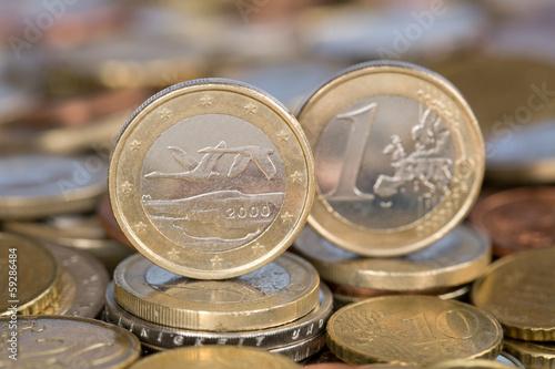 1 Euro Finnland