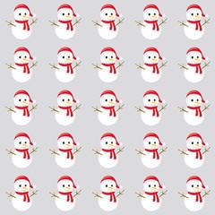Snowman background1